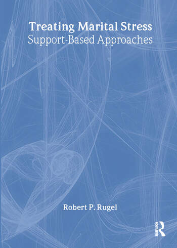 Treating Marital Stress Support-Based Approaches book cover