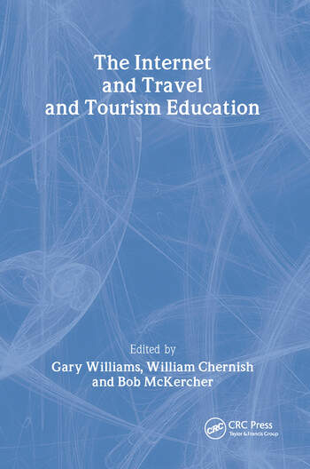 The Internet and Travel and Tourism Education book cover