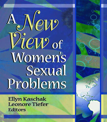 A New View of Women's Sexual Problems book cover