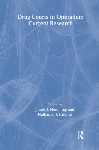 Drug Courts in Operation Current Research book cover