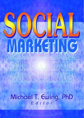 Social Marketing book cover