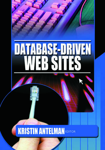 Database-Driven Web Sites book cover