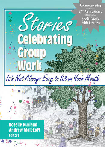 Stories Celebrating Group Work It's Not Always Easy to Sit on Your Mouth book cover