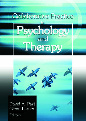 Collaborative Practice in Psychology and Therapy book cover