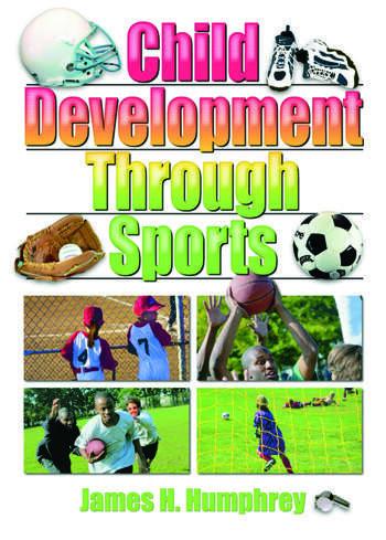 Child Development Through Sports book cover
