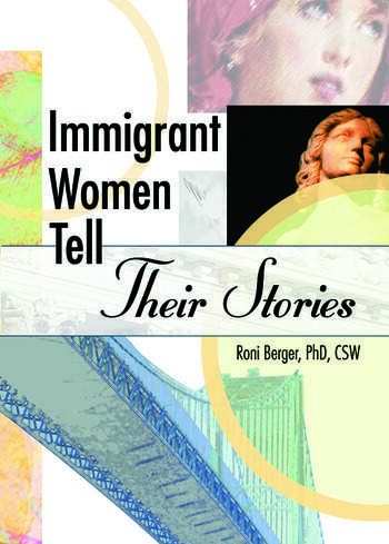 Immigrant Women Tell Their Stories book cover
