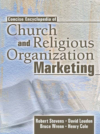 Concise Encyclopedia of Church and Religious Organization Marketing book cover