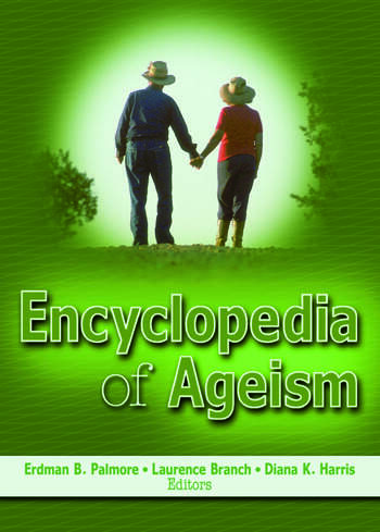 Encyclopedia of Ageism book cover