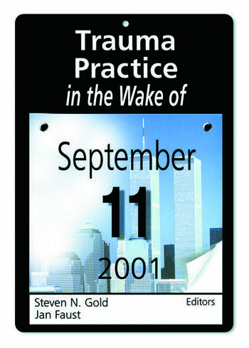 Trauma Practice in the Wake of September 11, 2001 book cover