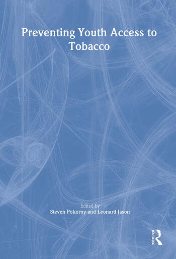 Preventing Youth Access to Tobacco book cover