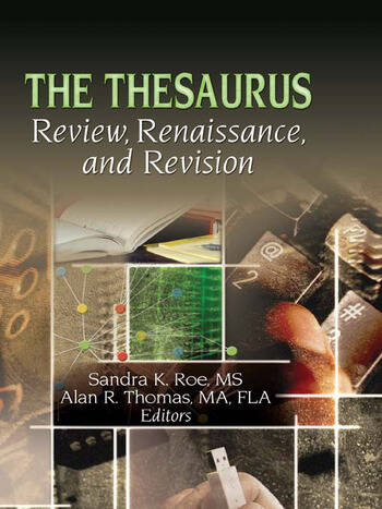 The Thesaurus Review, Renaissance, and Revision book cover