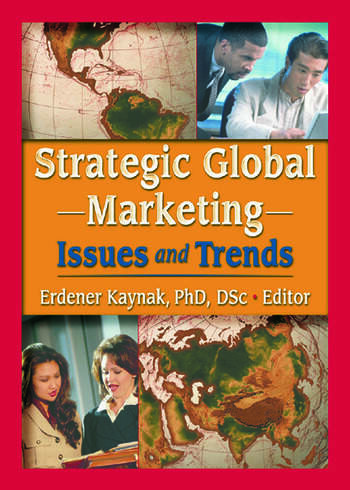 Strategic Global Marketing Issues and Trends book cover