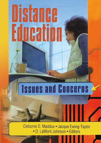Distance Education Issues and Concerns book cover
