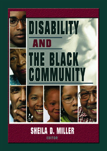 Disability and the Black Community book cover