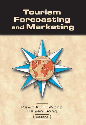 Tourism Forecasting and Marketing book cover