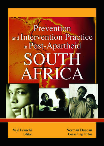 Prevention and Intervention Practice in Post-Apartheid South Africa book cover