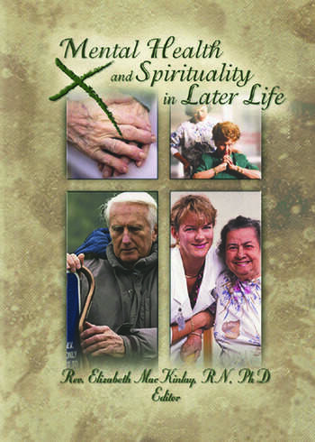 Mental Health and Spirituality in Later Life book cover