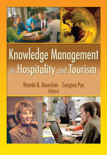 Knowledge Management in Hospitality and Tourism book cover