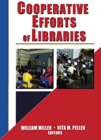 Cooperative Efforts of Libraries book cover