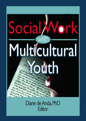 Social Work with Multicultural Youth book cover