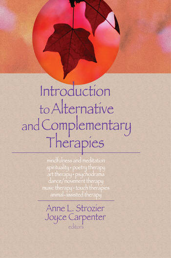 Introduction to Alternative and Complementary Therapies book cover