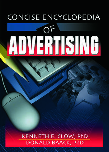 Concise Encyclopedia of Advertising book cover