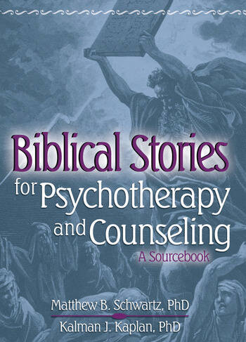 Biblical Stories for Psychotherapy and Counseling A Sourcebook book cover