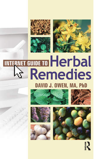 Internet Guide to Herbal Remedies book cover