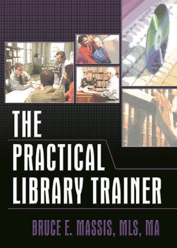 The Practical Library Trainer book cover