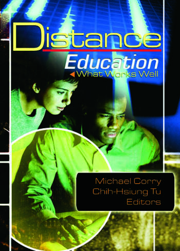 Distance Education What Works Well book cover