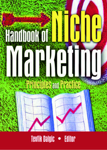 Handbook of Niche Marketing Principles and Practice book cover