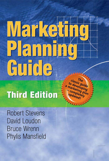 Marketing Planning Guide book cover