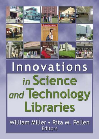 Innovations in Science and Technology Libraries book cover