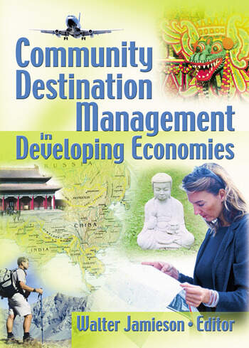 Community Destination Management in Developing Economies book cover