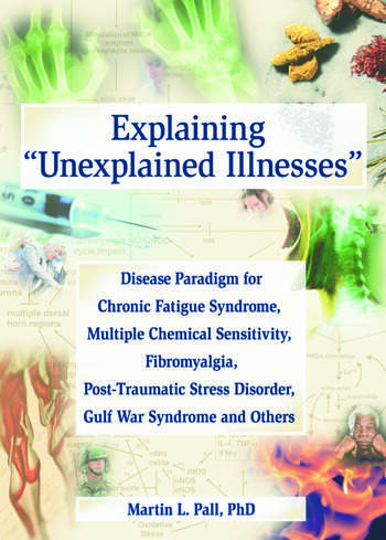 Explaining Unexplained Illnesses Disease Paradigm for Chronic Fatigue Syndrome, Multiple Chemical Sensitivity, Fibromyalgia, Post-Traumatic Stress Disorder, Gulf War Syndrome and Others book cover