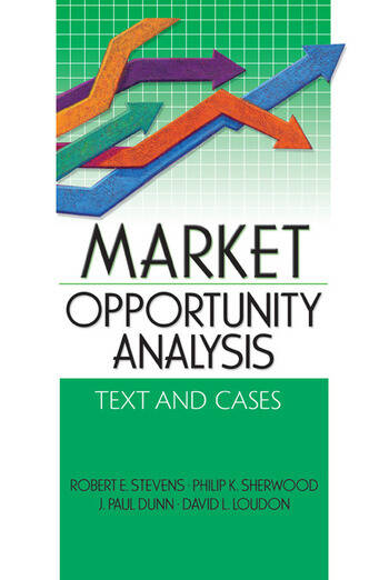 Market Opportunity Analysis Text and Cases book cover