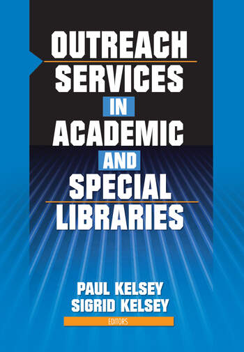 Outreach Services in Academic and Special Libraries book cover