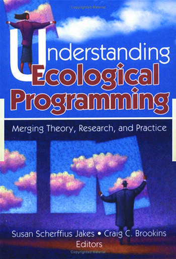 Understanding Ecological Programming Merging Theory, Research, and Practice book cover
