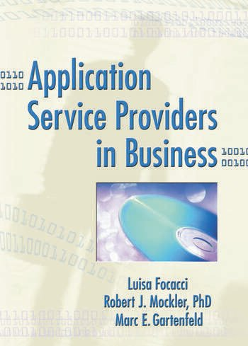 Application Service Providers in Business book cover