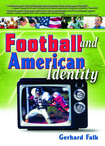 Football and American Identity book cover