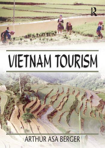Vietnam Tourism book cover
