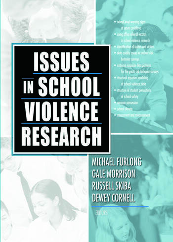 Issues in School Violence Research book cover