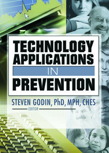 Technology Applications in Prevention book cover