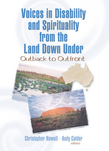 Voices in Disability and Spirituality from the Land Down Under Outback to Outfront book cover