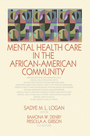 Mental Health Care in the African-American Community book cover