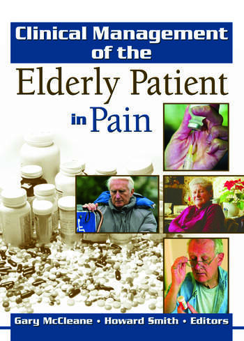 Clinical Management of the Elderly Patient in Pain book cover