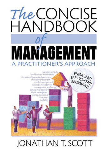 The Concise Handbook of Management A Practitioner's Approach book cover
