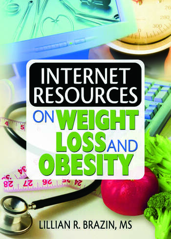 Internet Resources on Weight Loss and Obesity book cover