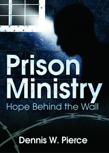 Prison Ministry Hope Behind the Wall book cover