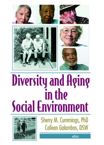 Diversity and Aging in the Social Environment book cover